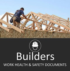 Builders SWMS Site Safety Documents