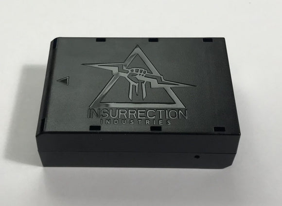 Black CARBY Replacement Shell - Games Connection