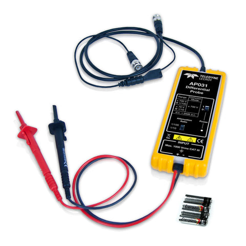 AP031 - 25 MHz Active Differential Probe