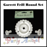 Orchard Products Garrett Frill Round Cutter Set GF1-4