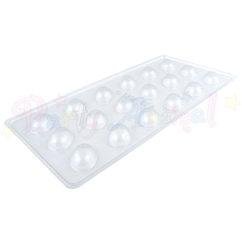 Chocolate Sweet Moulds - Mini Cracked Eggs - 18 Halves