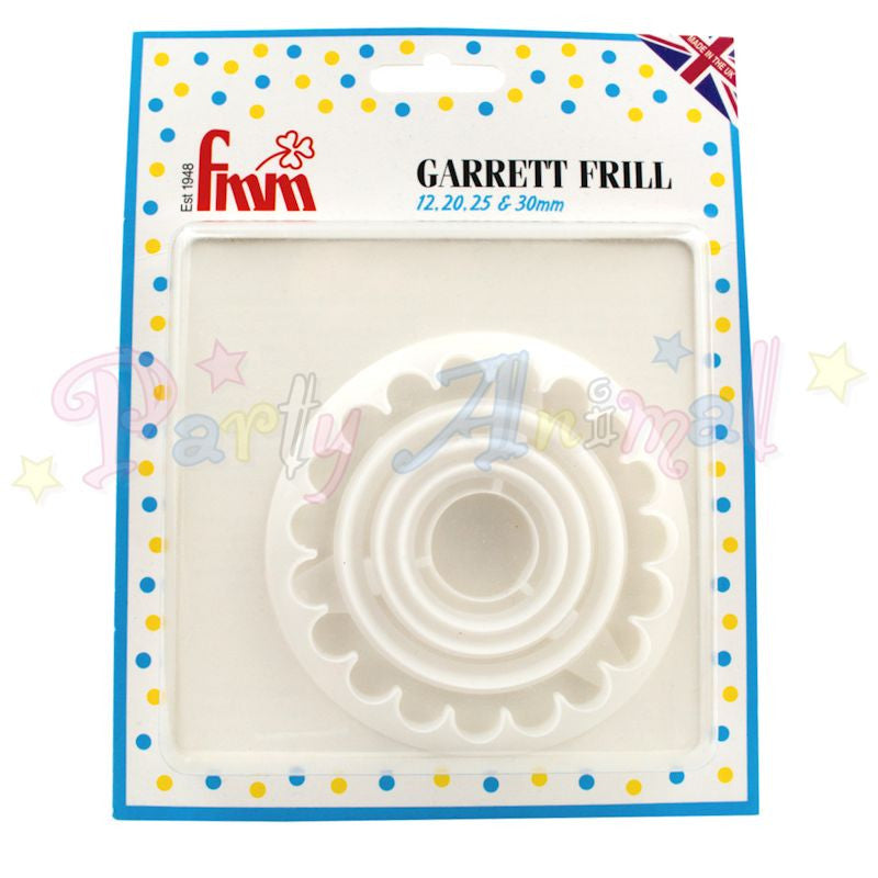 FMM Garrett Frill Cutter - Makes 4 different thicknesses of frill