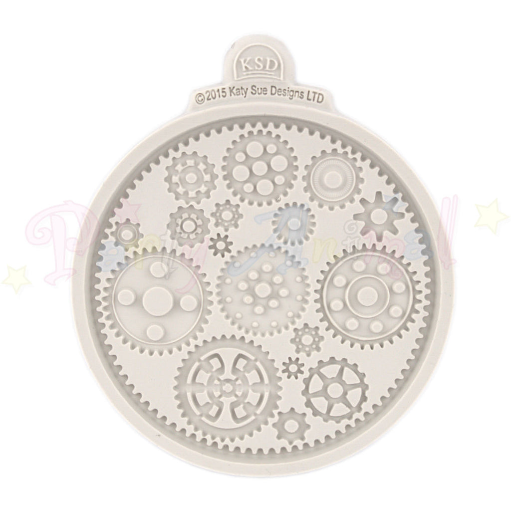Katy Sue Cupcake Moulds - Cogs and Wheels