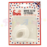 FMM Rose Leaf Cutters Set