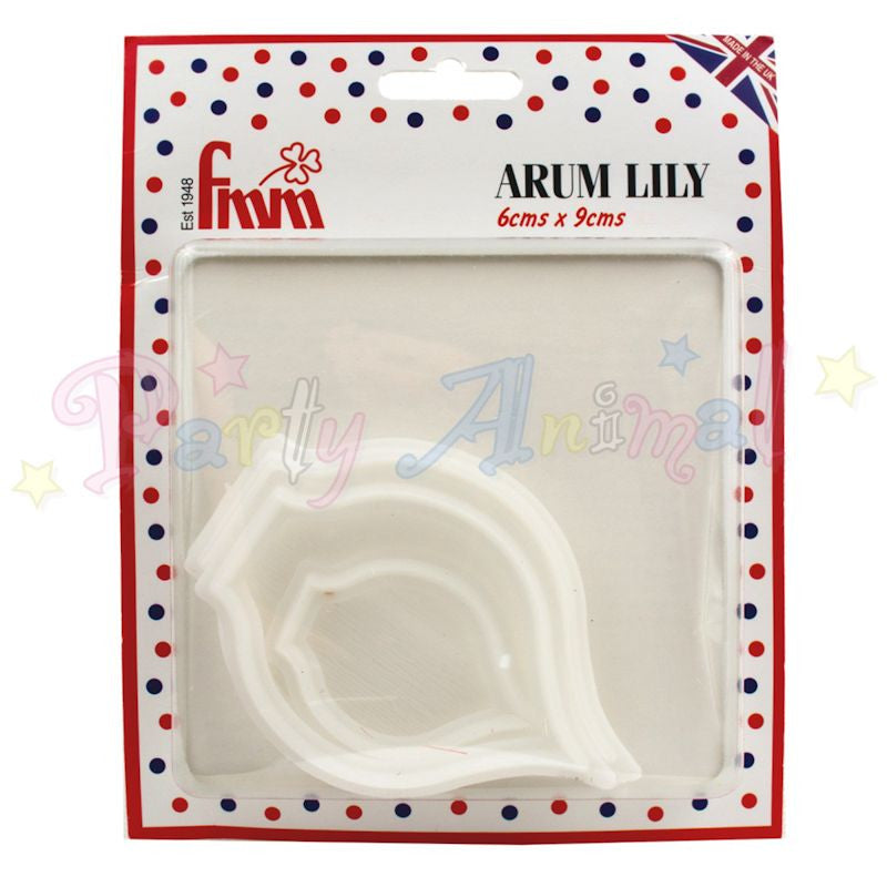 FMM Arum Lily Cutters Set