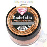 Rainbow Dust Powder Colour Range - PALE TERRACOTTA