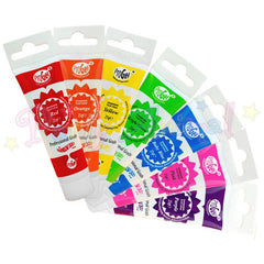 Rainbow Dust ProGel - Set of 7 Rainbow Colours