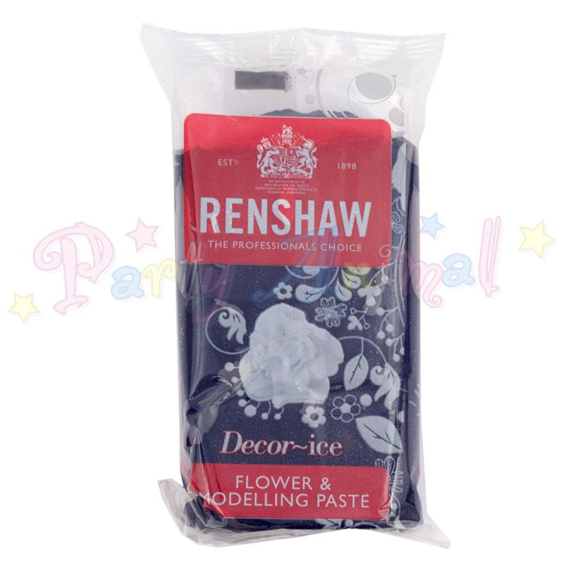 Renshaw Flower & Modelling Paste - Forget Me Not Blue 250g