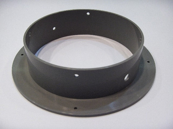 Hpc020 Duct Collar For Use With Rotary Disc Pulse Flow