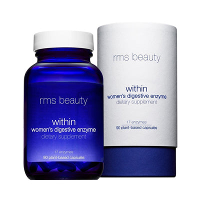 Within, Women's Digestive Enzyme, 90 Caps, RMS Beauty