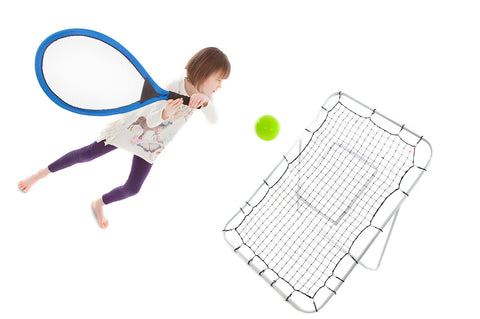 Traditional Garden Games Re-bounder Target Net