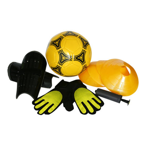 Traditional Garden Games Soccer Training Set