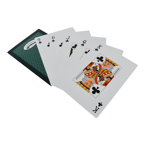 trTraditional Garden Games NEW XXL Giant Playing Cards