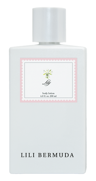 Lily Body Lotion