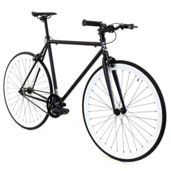Golden Cycles Domino Fixed Gear - Black and White Golden Cycles (ISD)
