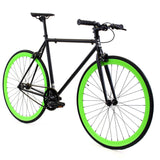 Golden Cycles Benjamin Fixed Gear - Green and Black Golden Cycles (ISD)
