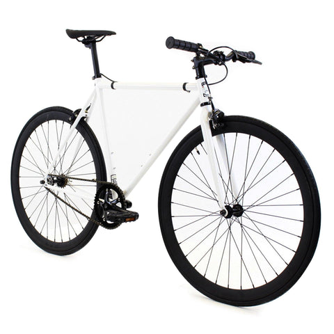 Golden Cycles Shocker Fixed Gear - Black and White Golden Cycles (ISD)