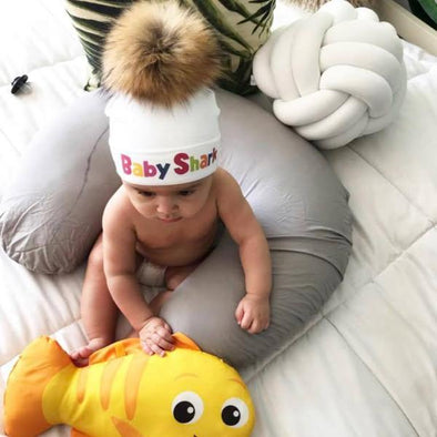 """Baby Shark"" Tuque en Coton 