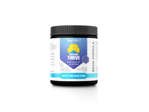 6 - Brain THRIVE Bottles $49.99 each *Free Shipping*