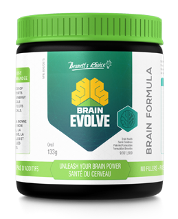 Brain EVOLVE - Unflavoured - 1 Bottle - $63.99 each