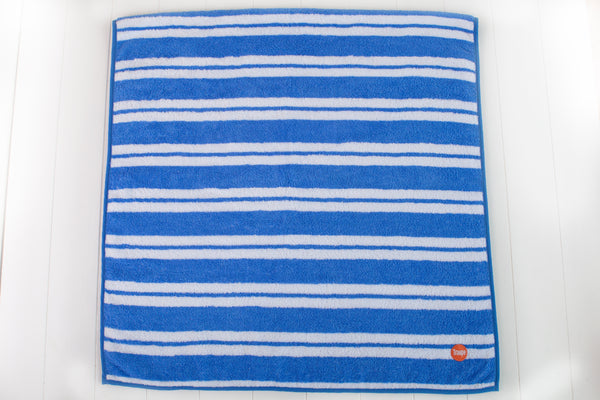 Kids Towel - Rugby Stripe
