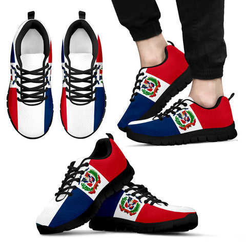 Dominican Republic Flag Sneakers