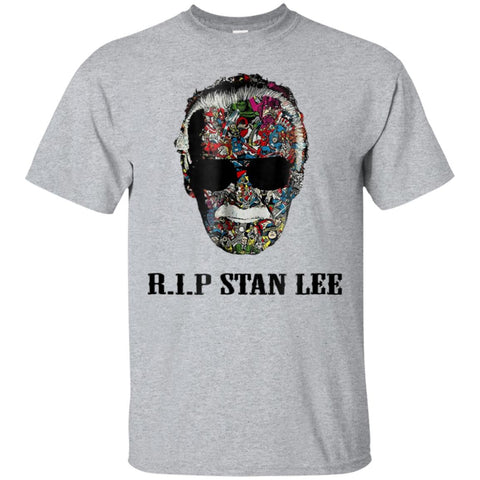 RIP_Stan_Lee_death_superhero_Shirt Birthday Gift