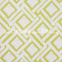 Colorado Citrus Roman Blinds