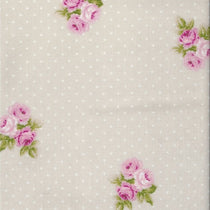 Bouquet Beige PVC Tablecloth PVC Tablecloths