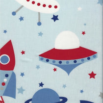 Rockets Blue PVC Tablecloth PVC Tablecloths