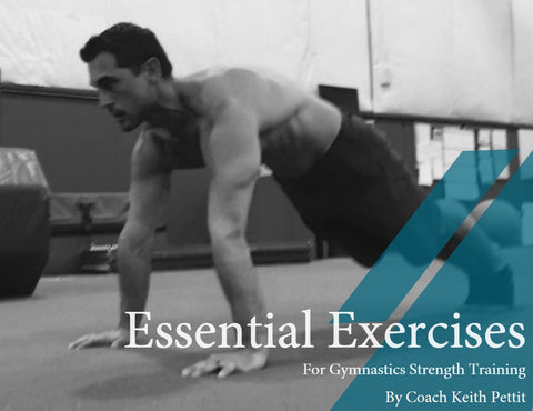 Essential Exercises for Gymnastics Strength Training