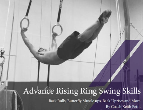 Adv. Rising Ring Swing Skills