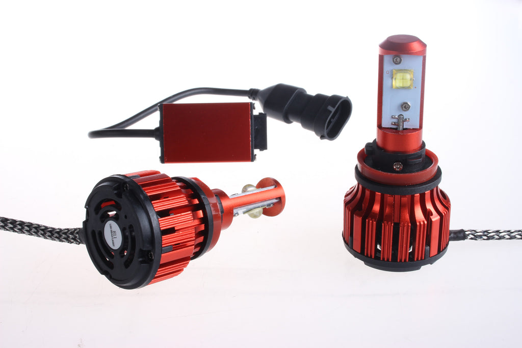 Super Bright 2016 US Cree 10000LM 60W/Set Auto LED Headlight Conversion Kit - Color 5500K / 6000K