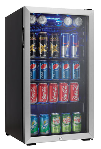 DBC120CBLS-SD - 120 Can Blemished Beverage Center