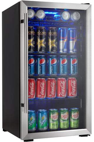 DBC93BLSDD-SD - 120 Can Blemished Beverage Center