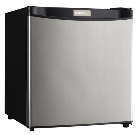DCR016A3BSLDD-SD - 1.6 cu. ft. Blemished Compact Fridge