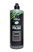 TruCut Hand Applied Polish Powered by Turtle Wax | 32 oz | Polishing Pad