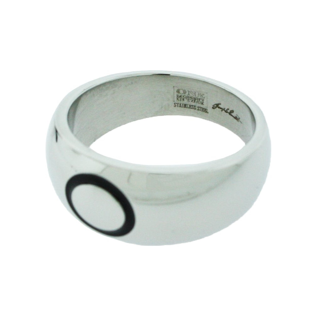 J39SS Joseph Smith Ring Stainless Steel CTR Ring One Moment in Time
