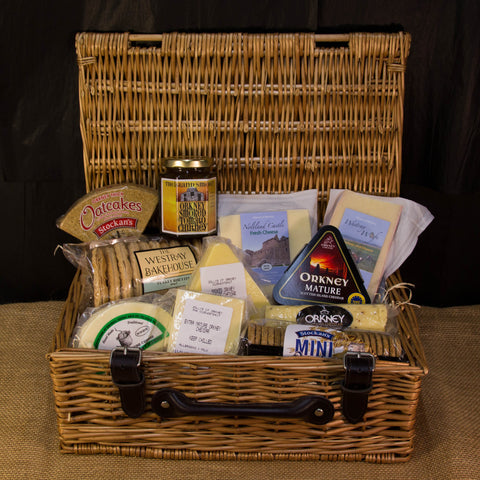 Cheese & Biscuits Hamper