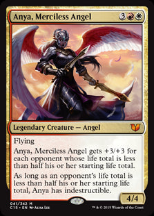 Anya, Merciless Angel