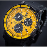 Vostok Europe Anchar Submarine Chrono Watch 6S30/5104185