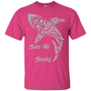 Image of Save the Sharks Tribal Unisex T-Shirt