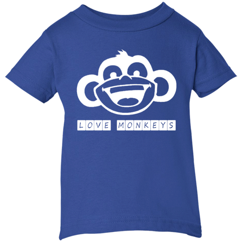 Love Monkeys Infant T-Shirt