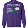 Image of Nobody Needs a Turtle Shell Except a Turtle Sweatshirt