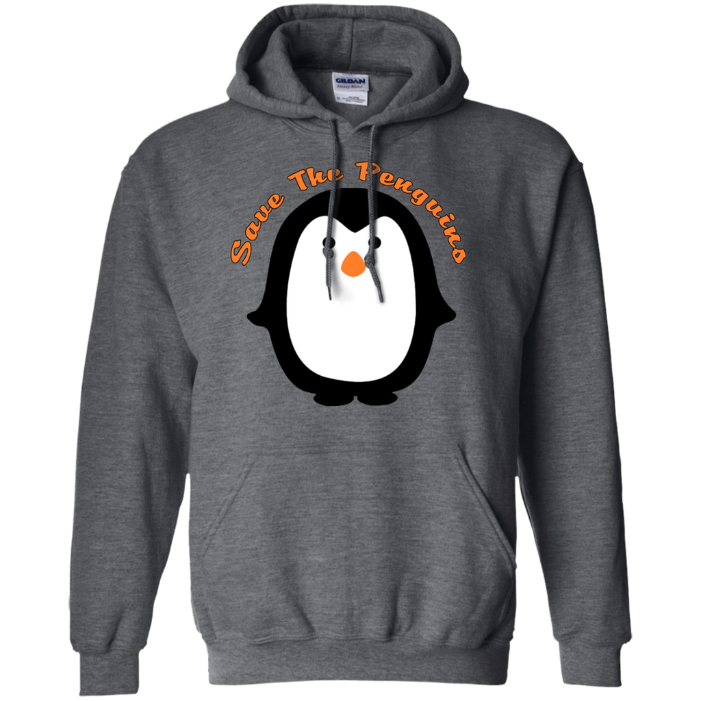 Save the Penguin Awareness Hoodie