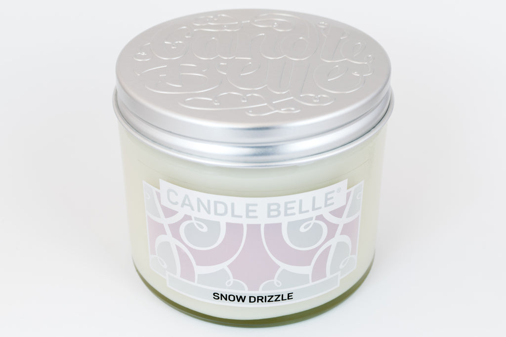 2 Twin Wick Candles Bundle