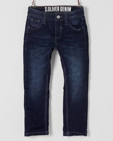 soliver jeans pelle stretchjeans slim 71.0512-58Z2