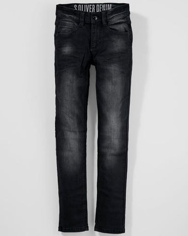 soliver jeans skinny seattle zwart 61.809.71.3245
