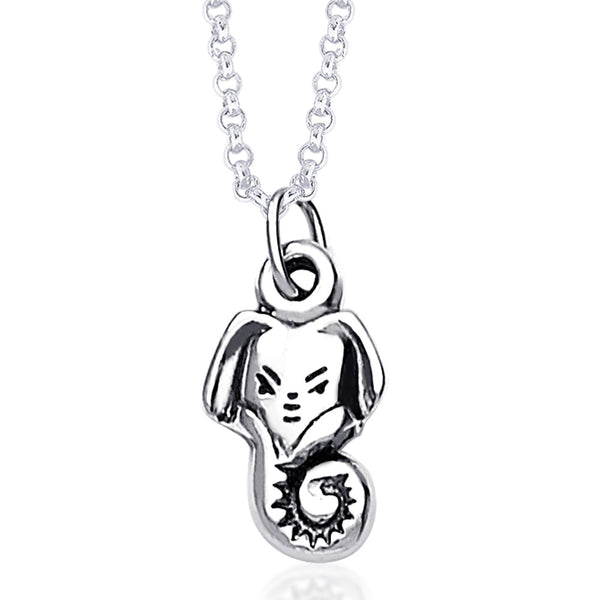 Taraash 925 Sterling Silver Pendant  For Unisex Silver-PD0230A