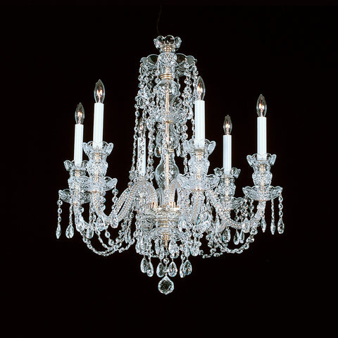 Crystal Chandelier 6-R-8 with Swarovski